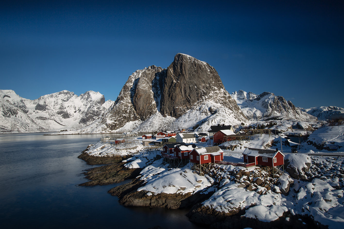 Hamnoy Bridge