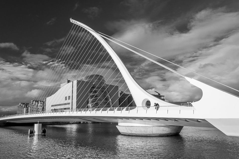 Samuel Beckett Bridge I
