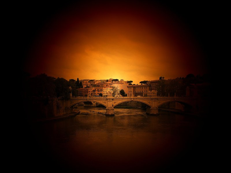 Rome on Fire